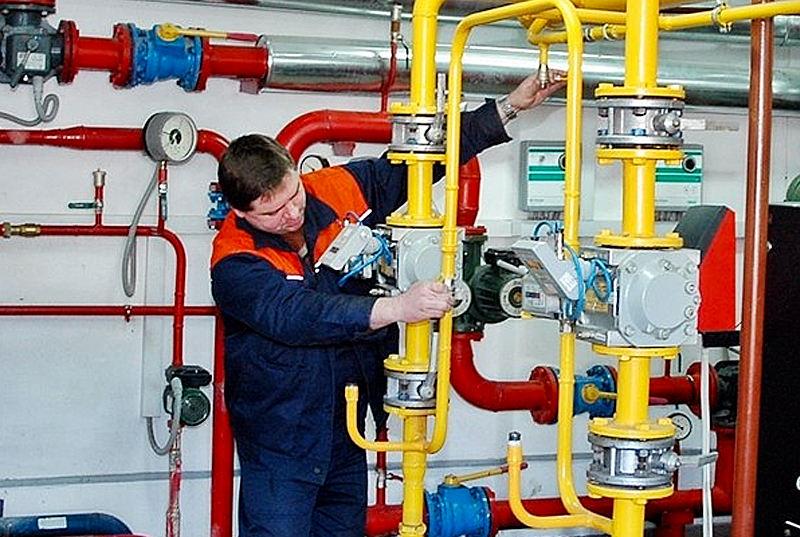Ремонт и ТО газового оборудования, Коломна